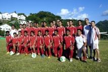 Coupe des Confédérations: Tahiti sur une autre planète