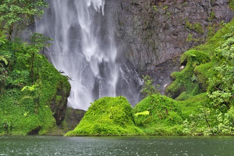 Un projet touristique barrage de Puraha à Papenoo