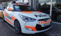 Une fausse voiture de police pour dissuader les cambrioleurs