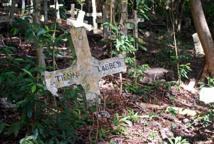 Ancien cimetière des lépreux de Orofara