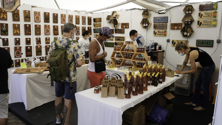 Made in Fenua : les artisans back in business