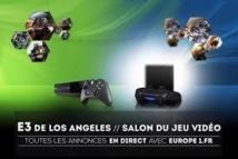 Les consoles de nouvelle génération en vedette au salon E3 des jeux vidéo