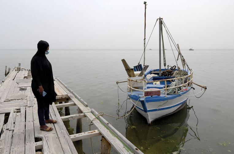 """""""L'Europe ou la mort"""": des migrants d'Afrique-Ouest décidés à quitter la Tunisie"""