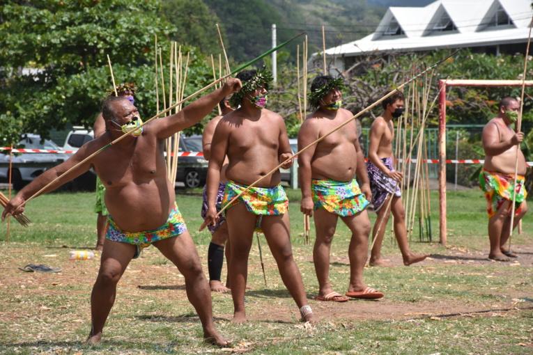 La première journée des championnats de Tahiti s'était tenue le 27 mars en marge du marathon va'a de Polynésie la 1ère.