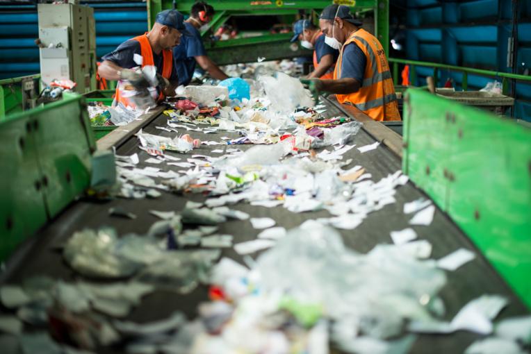 Net progrès sur le tri des déchets