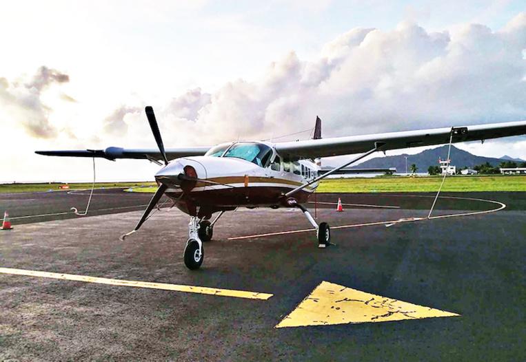 Le programme des vols de Tahiti Air Charter aux Marquises et aux Raromatai