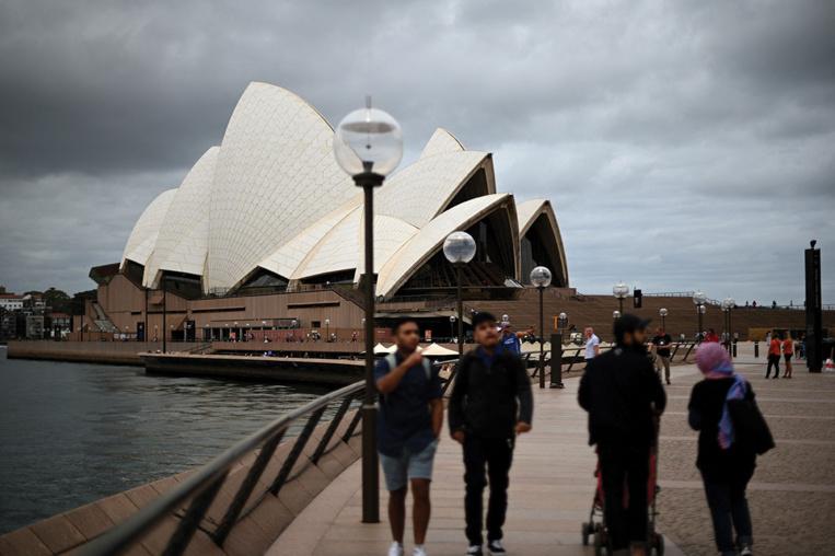 Virus: Sydney se mobilise pour trouver l'origine de premiers cas locaux en un mois