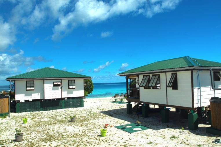Si vous aimez la tranquillité, le seul bruit des vaguelettes du lagon, Fafapiti Lodge est une adresse à noter.