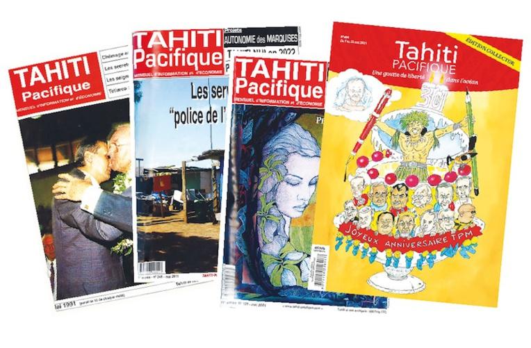 30 ans de Tahiti Pacifique