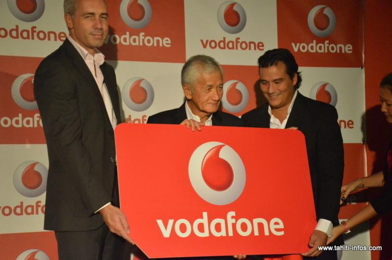 Vodafone ouvre son réseau en Polynésie française