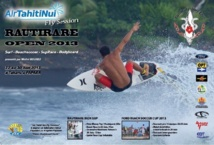 Surf- Rautirare Open, 3e édition.