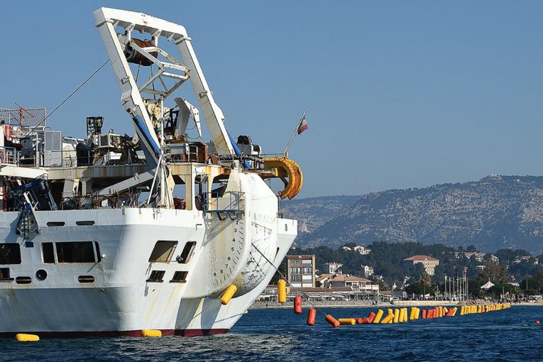 Les câbles sous-marins, baromètre des puissances et de la géopolitique du net