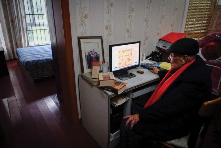 Dans une Chine qui vieillit, la cité des centenaires montre la voie