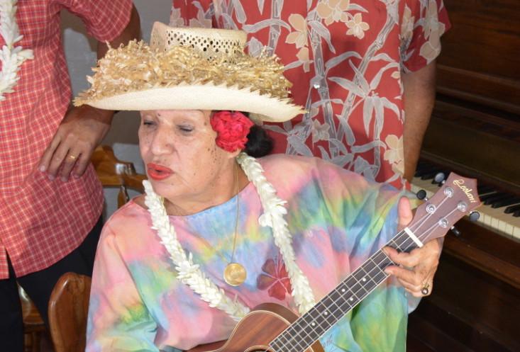 Décès d'Esther Tefana, grande dame de la chanson polynésienne
