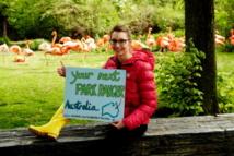 Elisa Detrez vient de décrocher un « job de rêve » : Park Ranger dans l'État du Queensland.