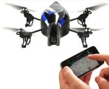 """Pilote de drone civil, """"un métier d'avenir"""" pour stagiaires en reconversion"""