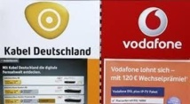Vodafone va lancer une offre de 7,7 mds EUR sur Kabel Deutschland