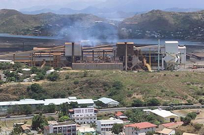 Nouvelle-Calédonie: la mine de nickel de la SMSP placée sous procédure de sauvegarde