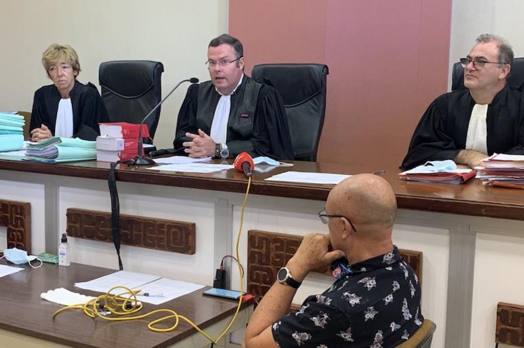 Hommage judiciaire au journaliste Florent Collet