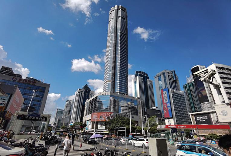Chine: le gratte-ciel tremblant fermé jusqu'à nouvel ordre