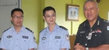 Fidji: Des policiers chinois détachés à Suva