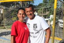 Foot : Pascal Vahirua de passage à Tahiti