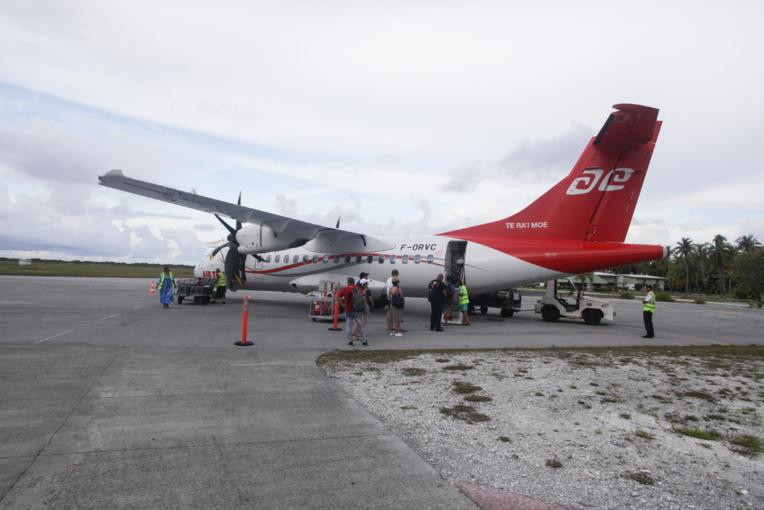 Les tarifs d'Air Tahiti dans le viseur de l'assemblée