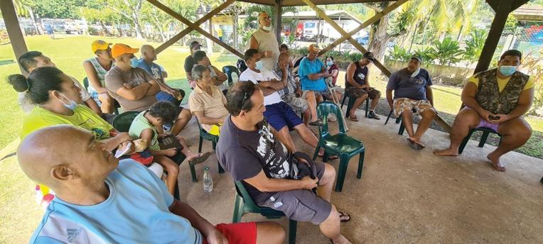 Les agriculteurs de Moorea unis contre la fourmi de feu