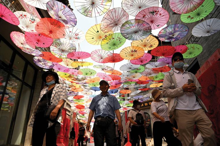 Vieillissante, la Chine autorise un troisième enfant par couple