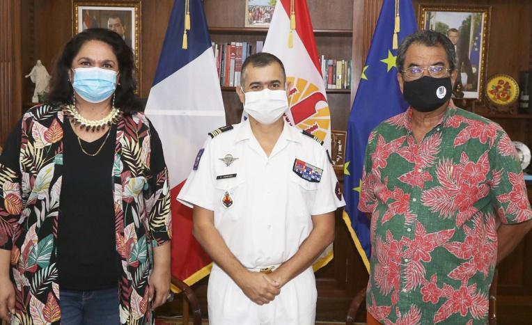 Le colonel Soriano quitte la Polynésie