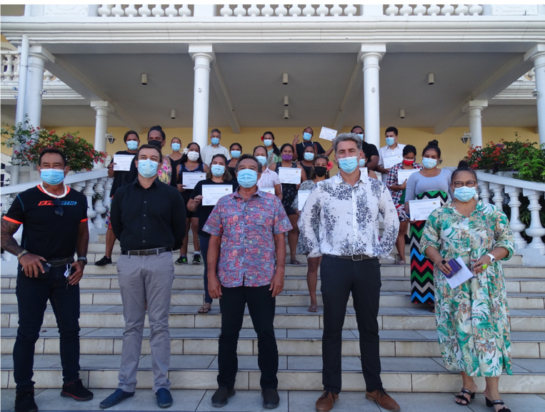 Papeete forme ses jeunes à l'hôtellerie