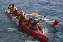 Tane Toa V6 : Shell-Vodafone gagne la course du Heiva dans une mer démontée