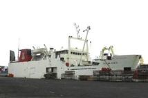 """Le Tuhaa Pae 2"", un ancien ferry tahitien devient le ""Lomaiviti Princess II"" à Fidji"