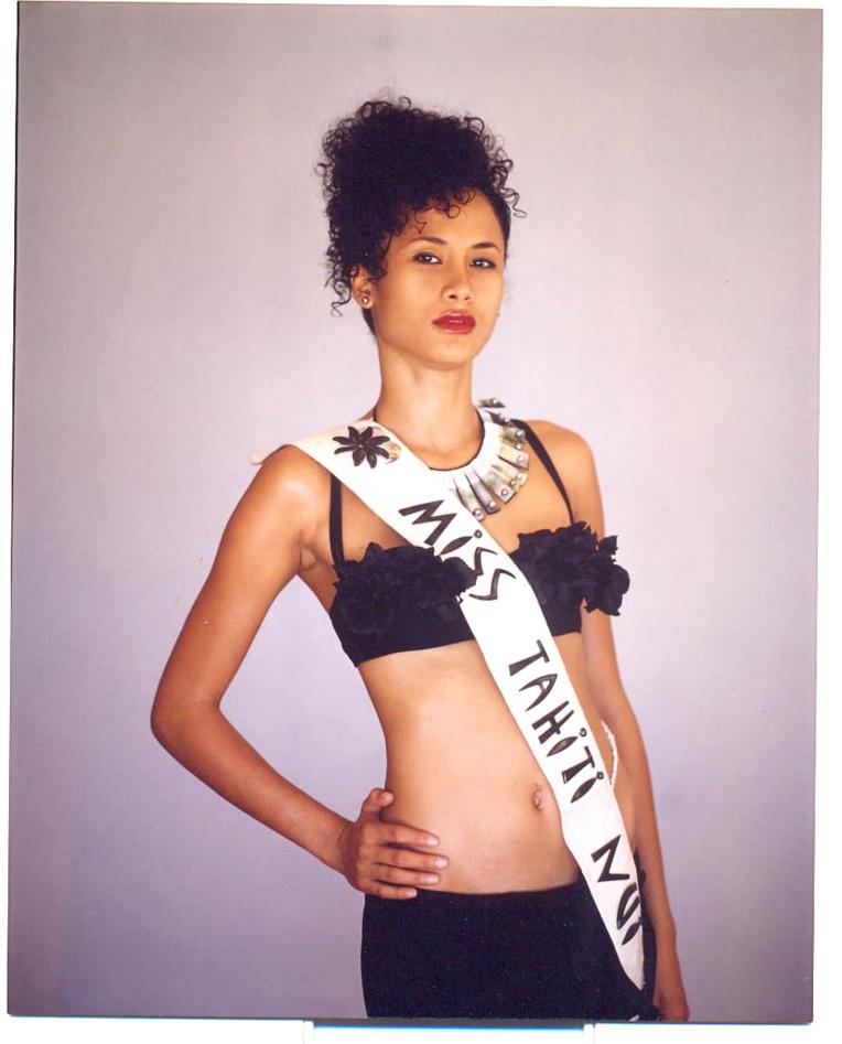Rava Maiarii, Miss Tahiti 2002