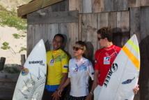 Surf-Coupe de France à Mimizan. Heremoana Luciani remporte la 4e étape et le général.