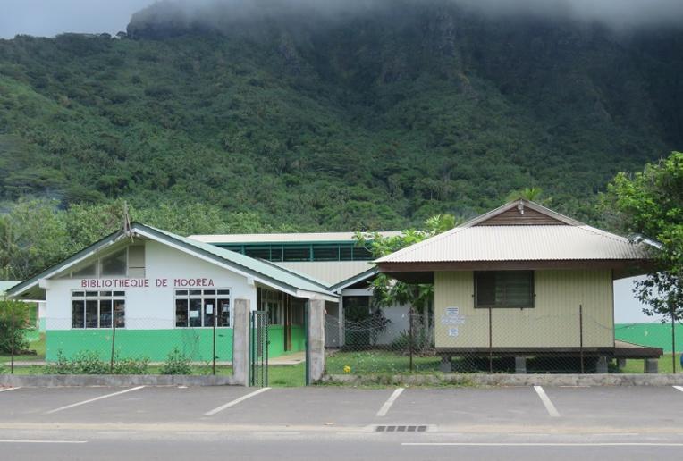 Du matériel informatique a été dérobé à la bibliothèque de Moorea à Teavaro dans la nuit de lundi à mardi.