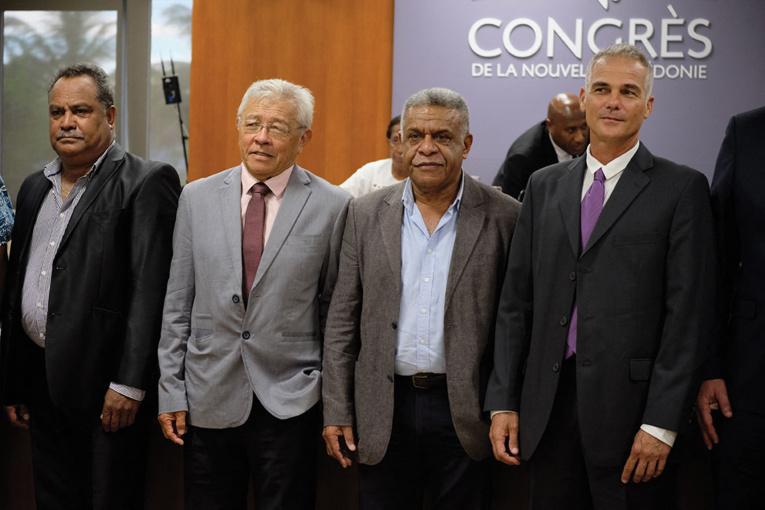 Calédonie: une partie du FLNKS contre la date du 12 décembre pour le référendum