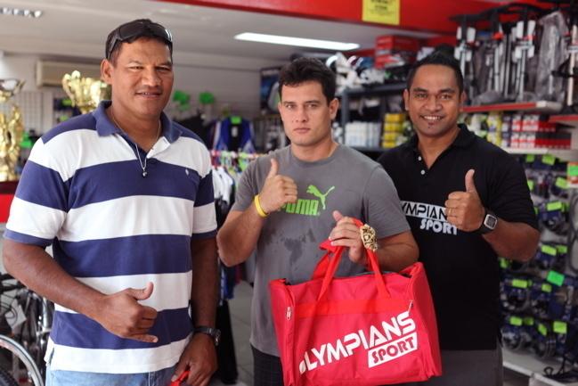 Boxe : 4 tahitiens en Nouvelle Zélande pour un tournoi international