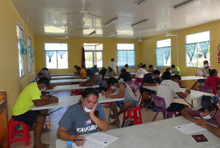Après examen, 22 candidats ont obtenu leur permis côtier lors de cette session.