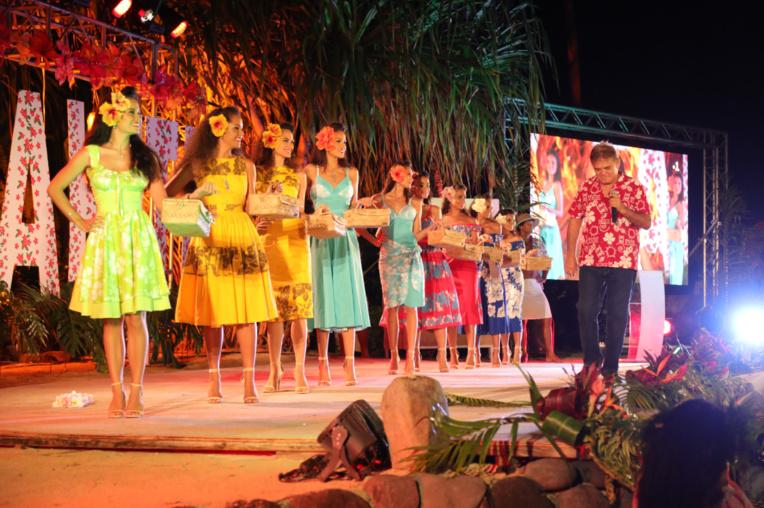 Miss Tahiti : Un gala teinté de nostalgie sixties