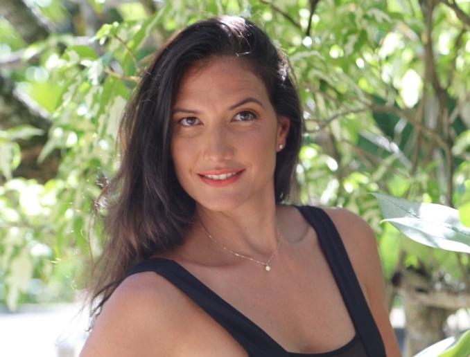 Mihimana Sachet, Miss Tahiti 2005