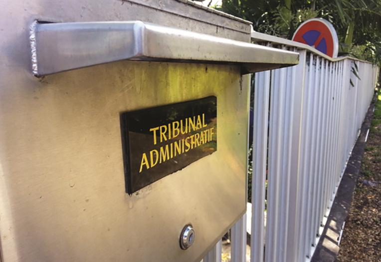 Sanctionnée à Nouméa, l'affaire d'une juge rebelle dépaysée à Papeete