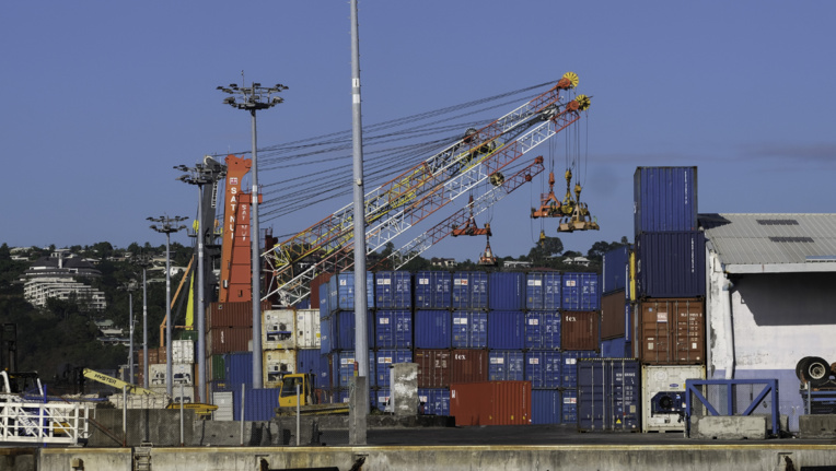 Menace de grève au port de Papeete