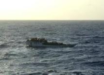 Un navire chavire au large de l'Australie : quatre morts, plus de 150 personnes secourues