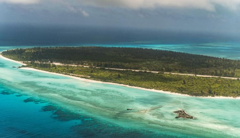 Création d'une réserve naturelle sur l'archipel des Glorieuses dans l'océan indien