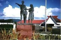 Le Parlement à Port-Vila