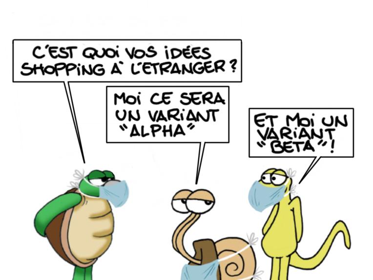 """""""Promos sur les variants"""", par Munoz"""