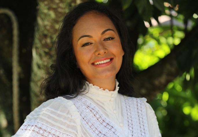 Puahinano Lena Bonno, Miss Tahiti 2009