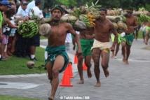 Course de porteurs de fruits : les Australes à l'honneur