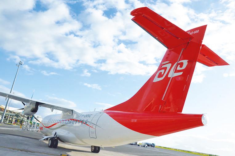 Les tarifs Air Tahiti en hausse au 1er juillet avec la taxe de solidarité